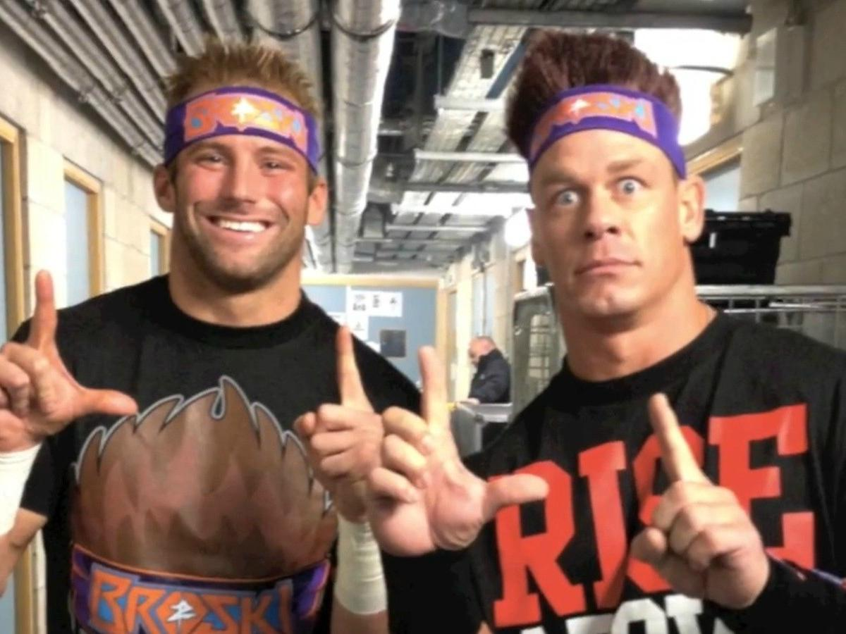 Story Then True Long Zack Back Ryder Z! and Brings Island