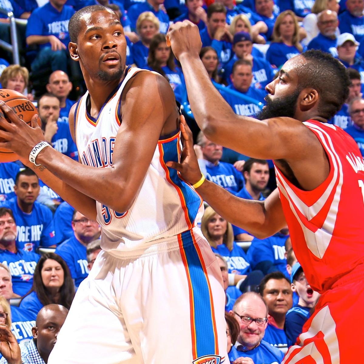 Houston Rockets Vs Okc: Houston Rockets Vs. Oklahoma City Thunder: Postgame Grades