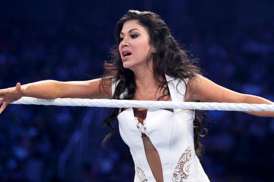 WWE News: Rosa Mendes Sent Home from European Tour ...