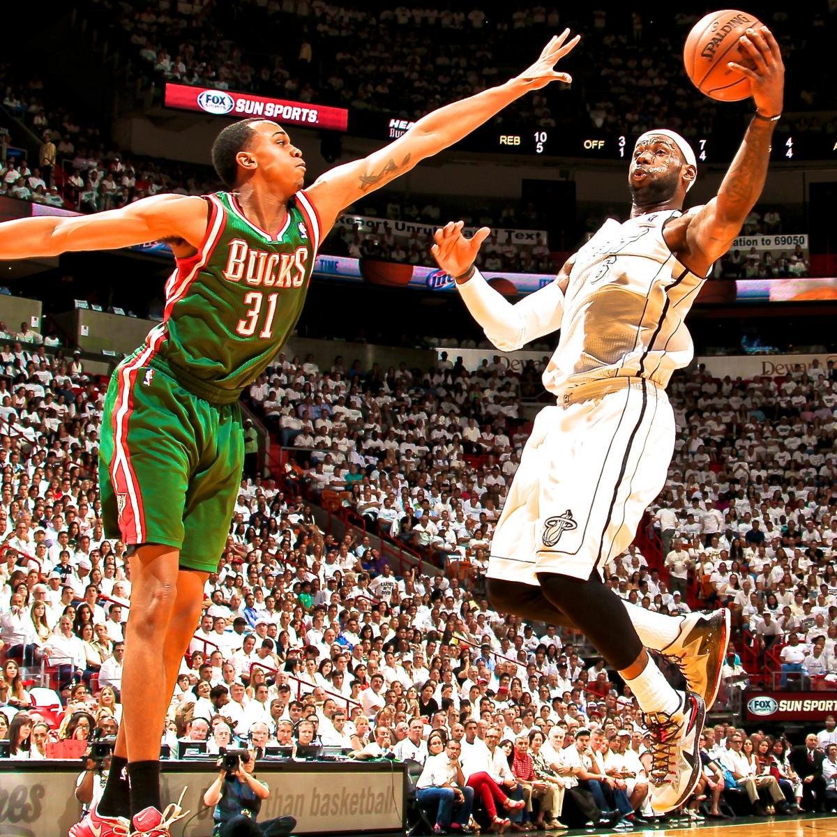 Milwaukee Bucks vs. Miami Heat: Game 2 Score, Highlights ...