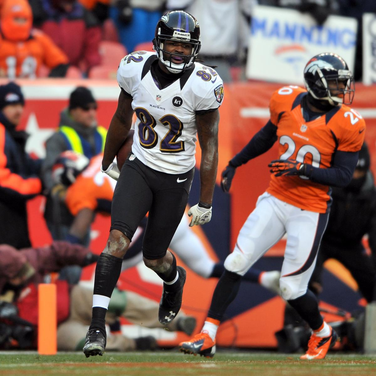 2013 NFL Season: 5 Baltimore Ravens Players Who Are Due