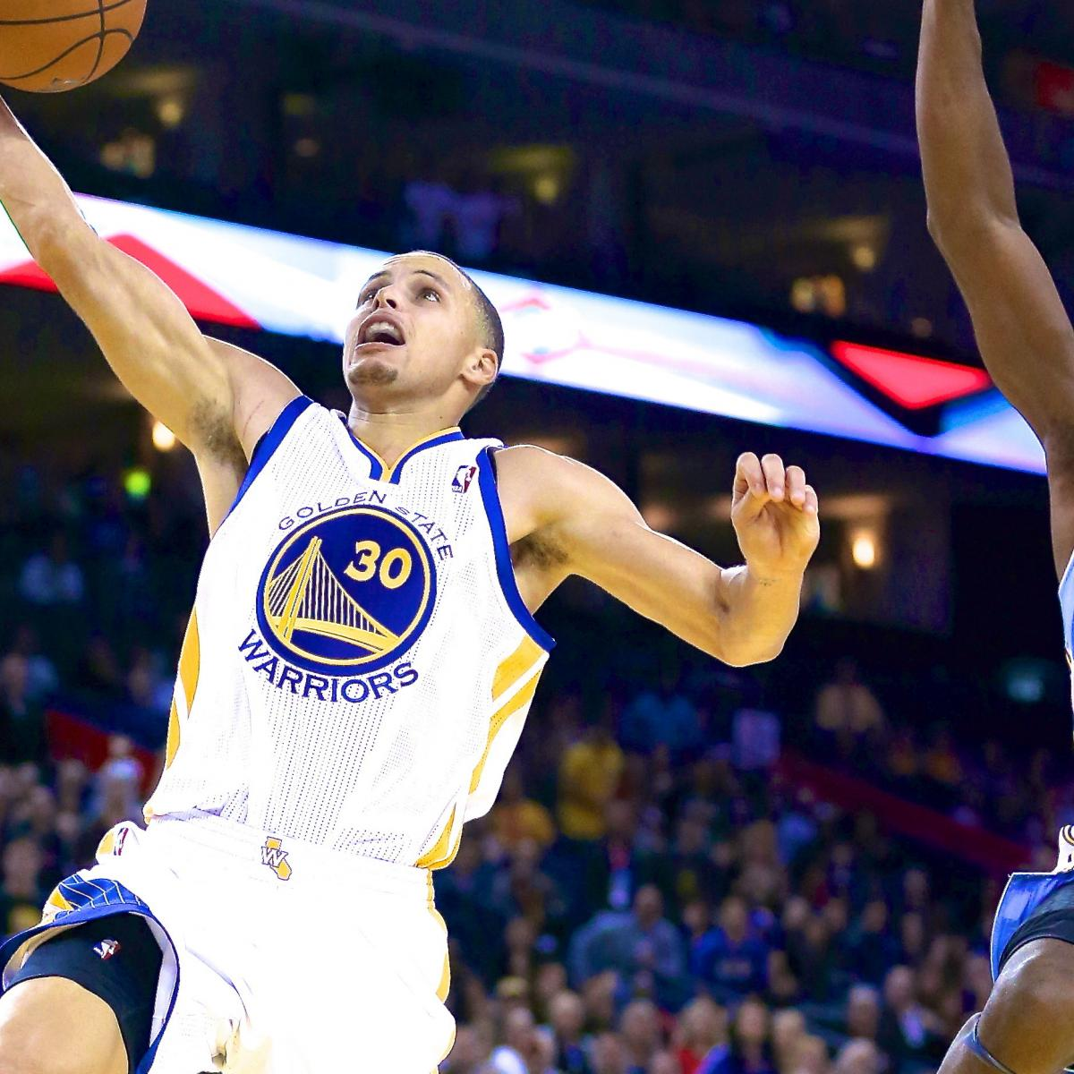 Denver Nuggets Vs. G.S. Warriors: Game 3 Live Score