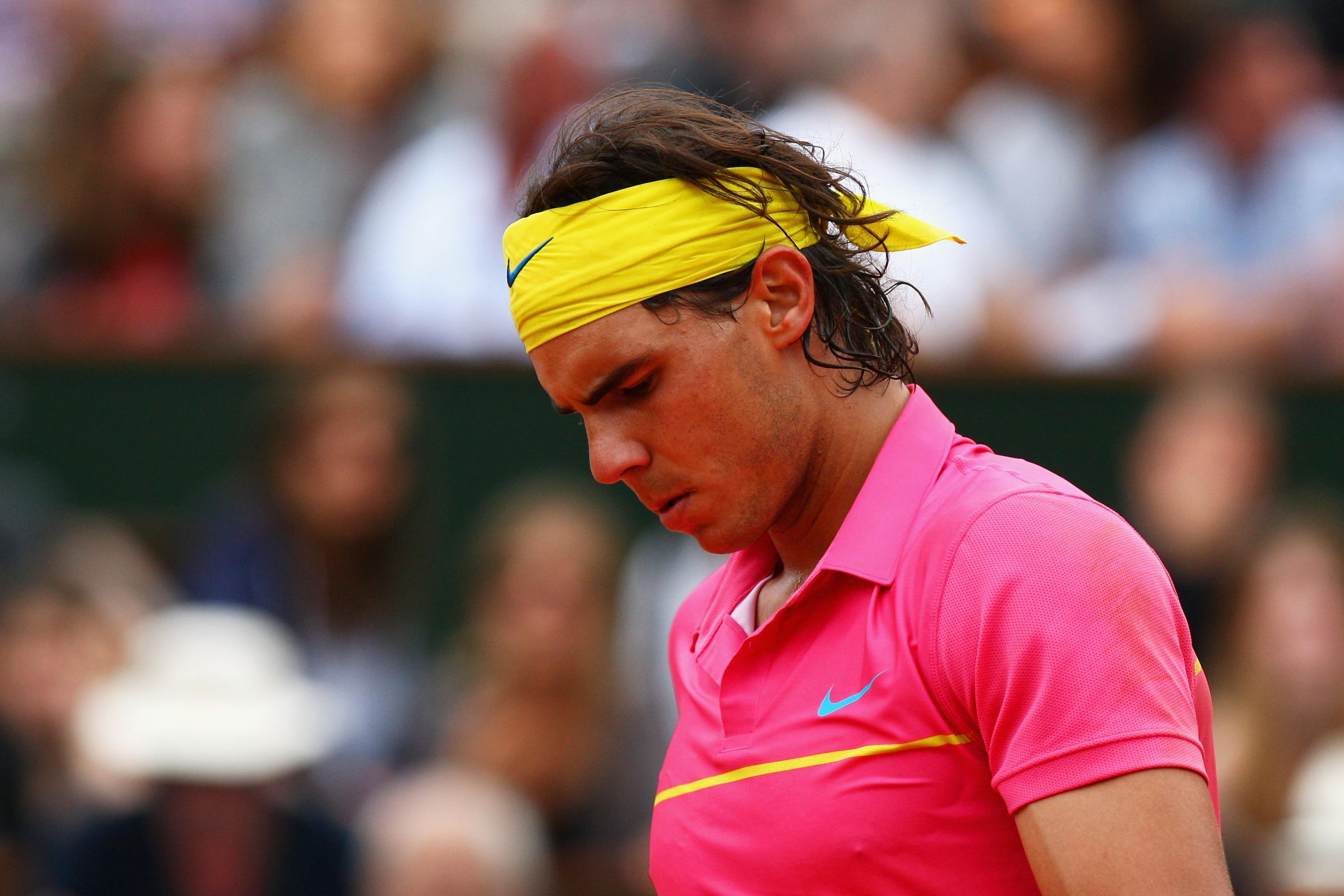 Rafael Nadal A Look Back At His 2009 French Open Loss To Robin Soderling Bleacher Report Latest News Videos And Highlights