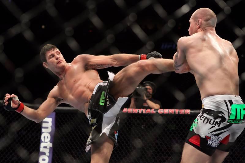 UFC 159: What We Learned from Michael Bisping vs  Alan