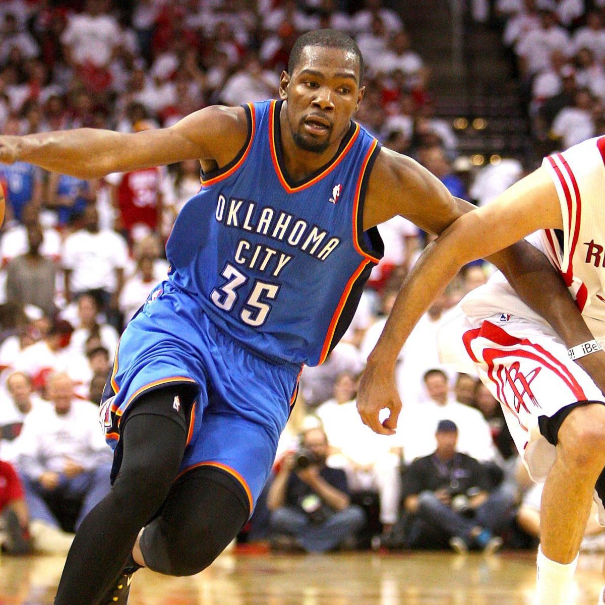 Houston Rockets Vs Oklahoma City Thunder: OKC Thunder Vs. Houston Rockets: Game 3 Score, Highlights