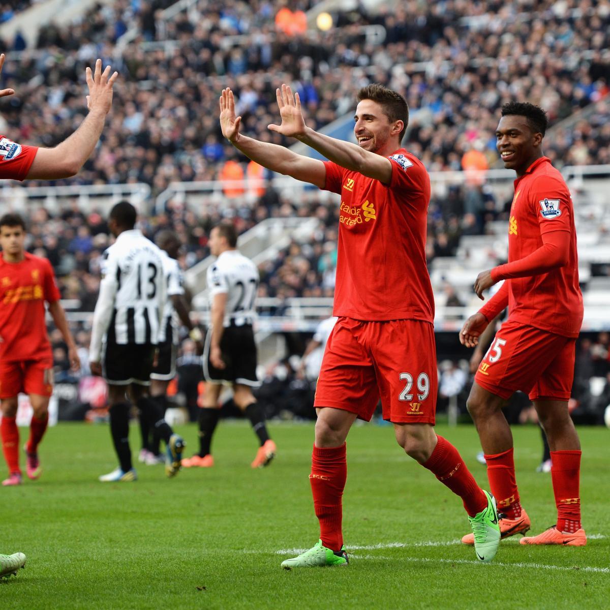 Liverpool 4 0 Borussia Dortmund Match Report Philippe: Luis Suarez Ban: The FA Might Have Just Done Liverpool A