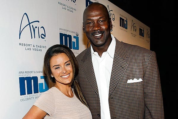 who is michael jordan dating now