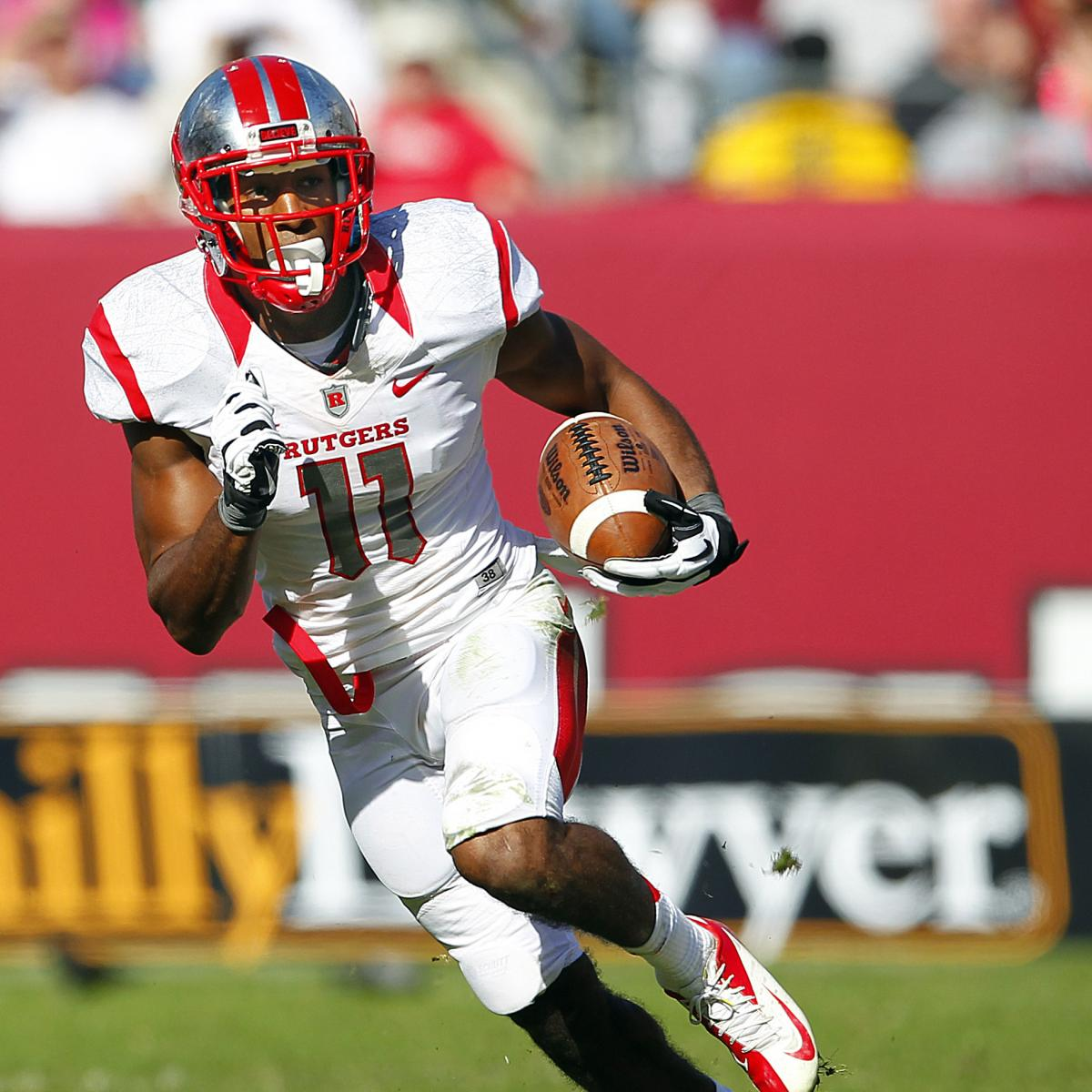 Rutgers Football: Solid Showing at Draft Is Evidence of ...