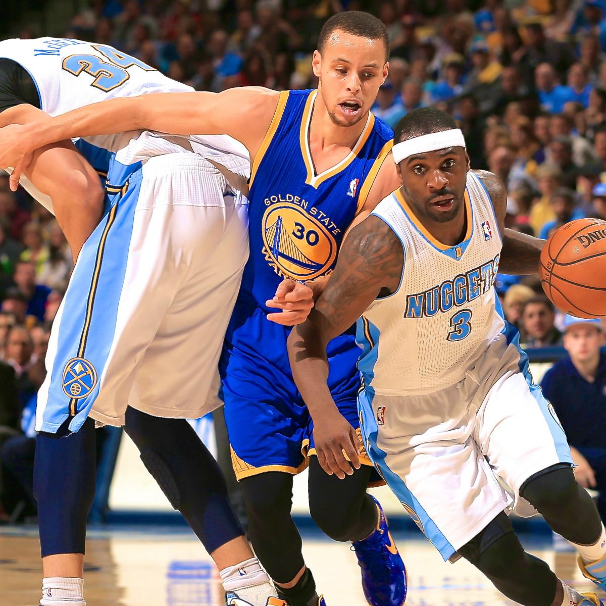 Golden State Warriors Vs. Denver Nuggets: Game 5 Score