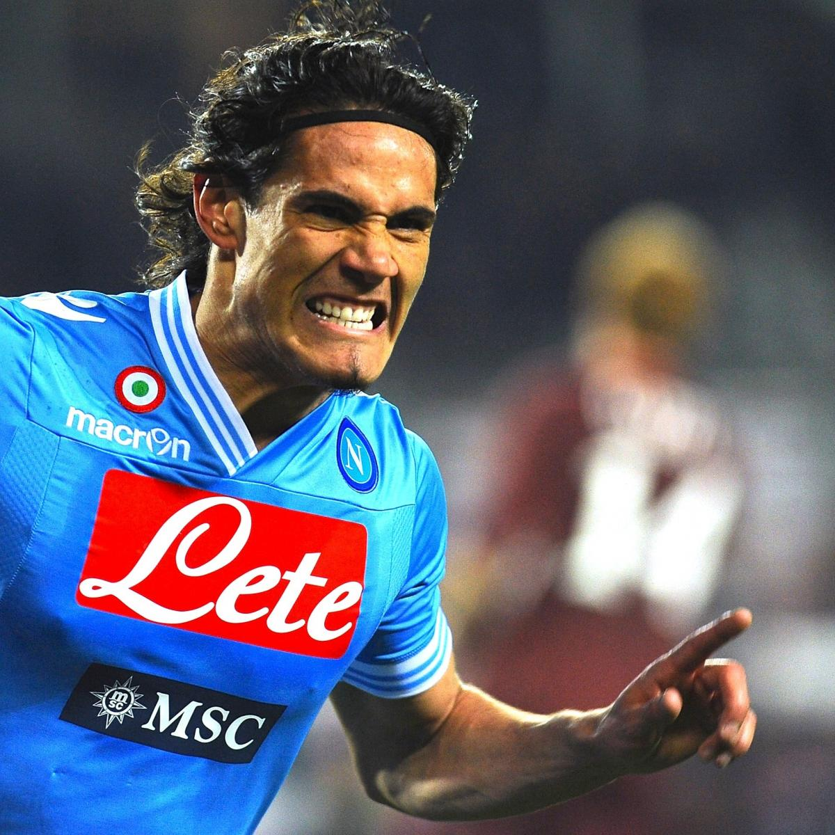 Paris Saint Germain Is In A Spending League Of Its Own: Edinson Cavani: Is The Napoli Star Worth €60 Million To