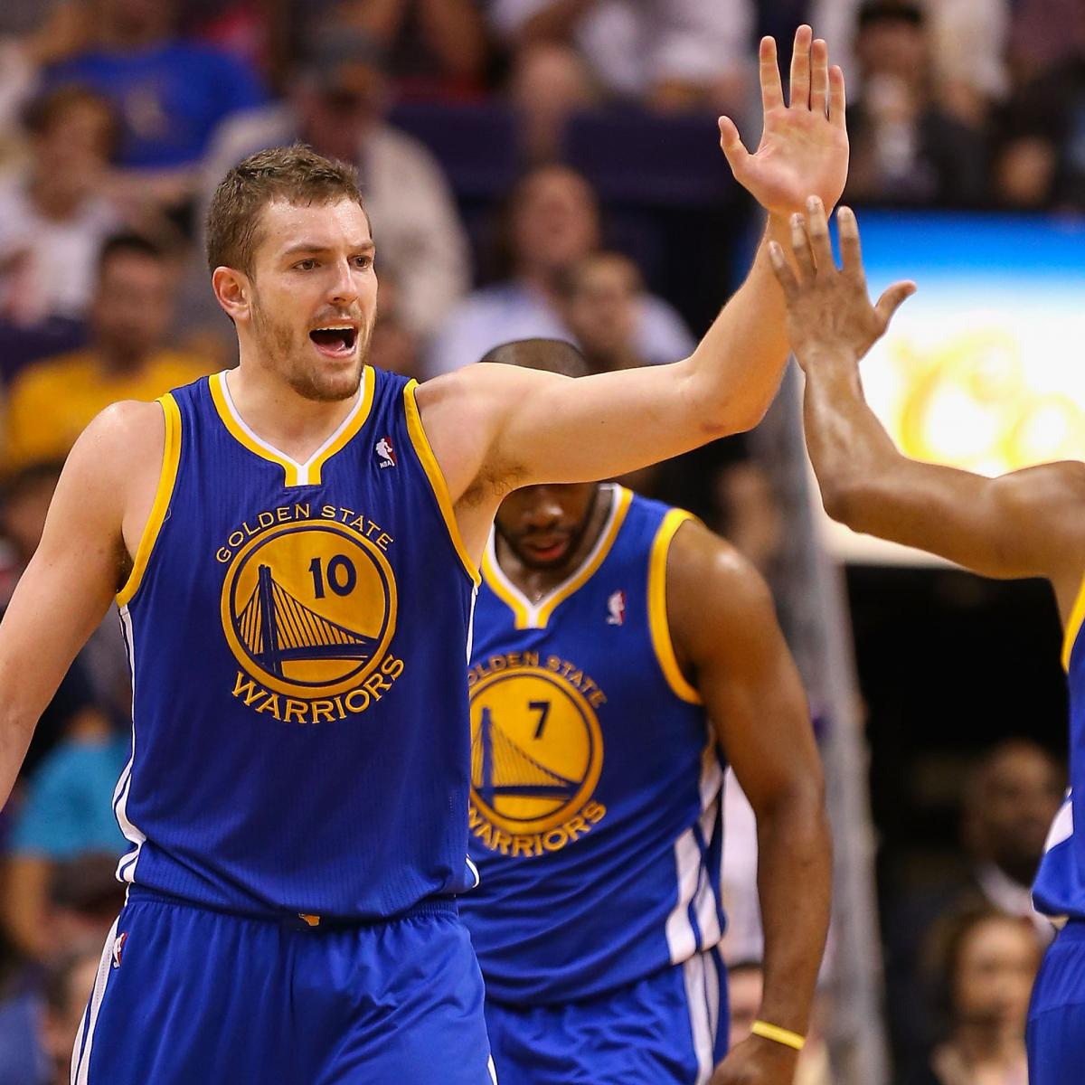 Saluting David Lee's Contributions To Golden State