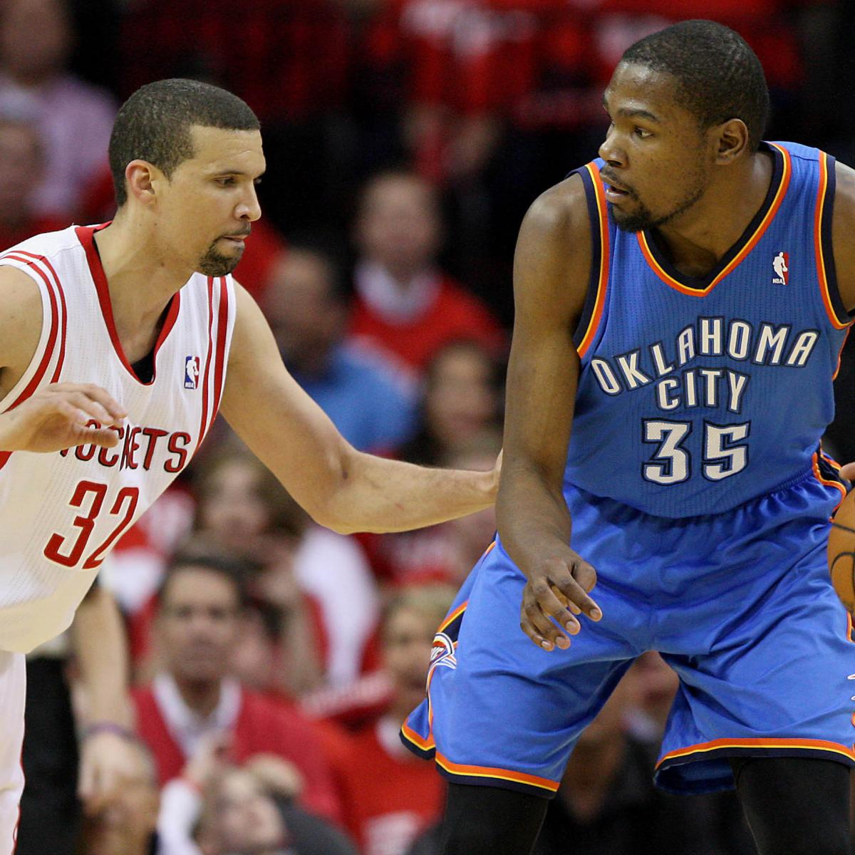 Houston Rockets Vs Okc: Houston Rockets Vs. OKC Thunder: Game 6 Postgame Grades