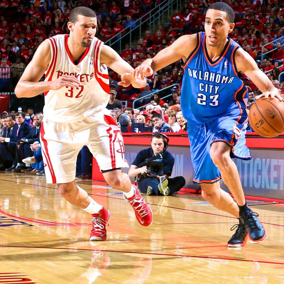 Houston Rockets Vs Oklahoma City Thunder: Houston Rockets Vs. OKC Thunder: Game 6 Score, Highlights