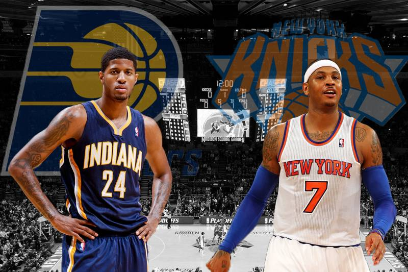 4b7e699ef4c Indiana Pacers vs. New York Knicks  Eastern Conference Semifinals Preview