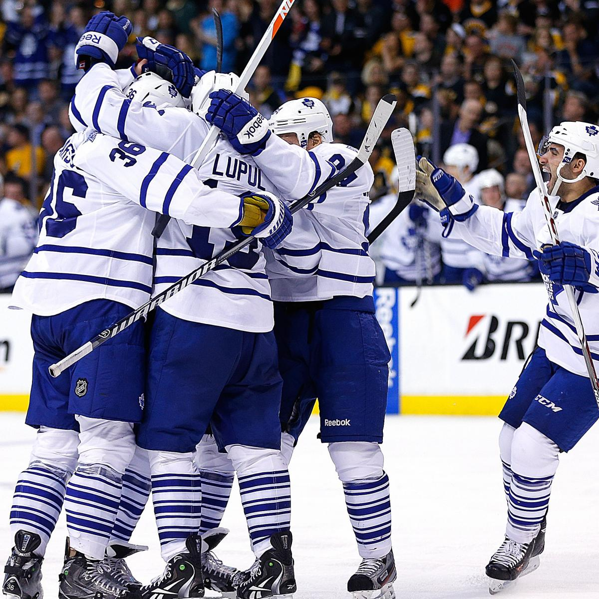 Maple Leafs vs. Bruins: Instant Analysis, Updates and ...Bruins Bleacher Report