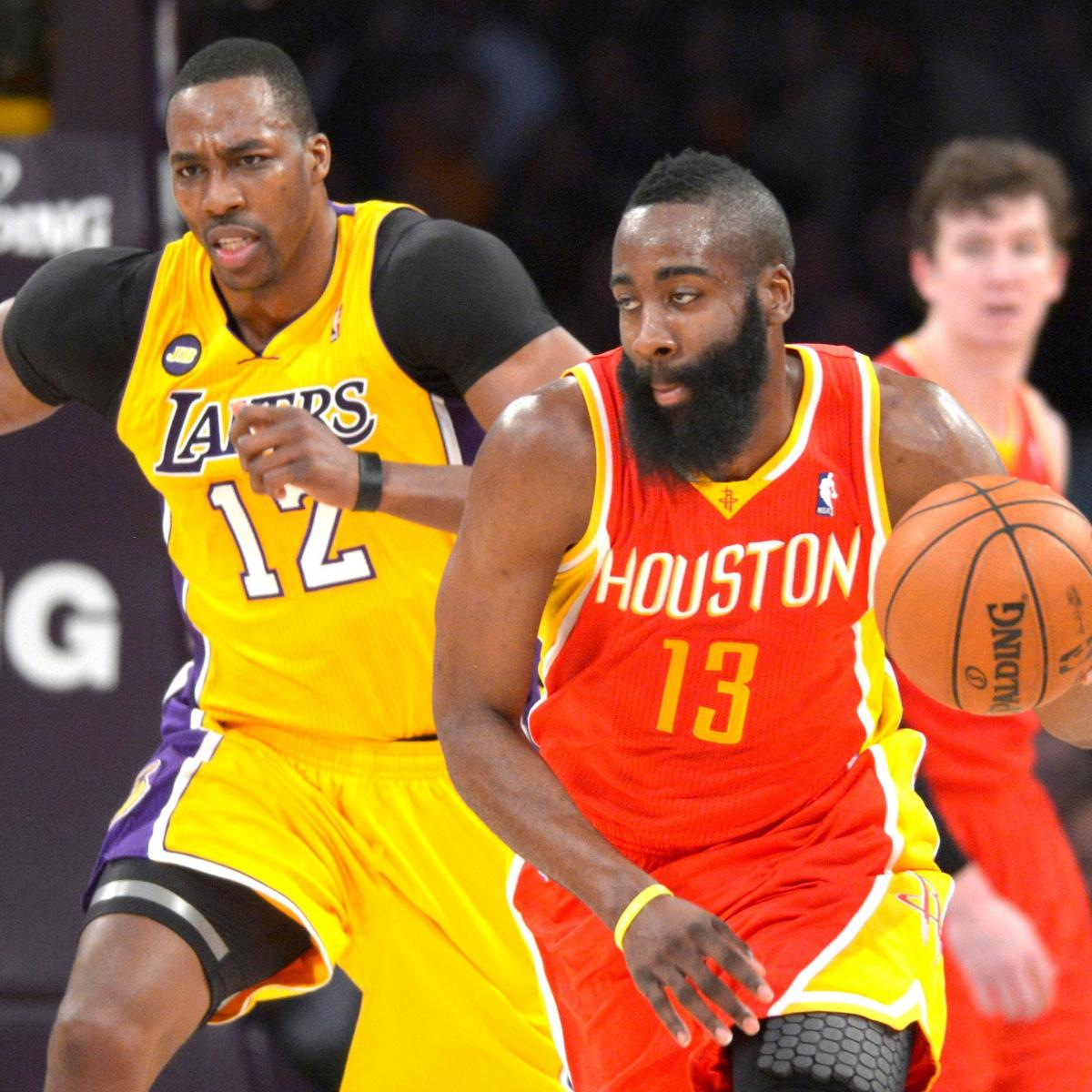 James Harden Free Agency: James Harden Thinks Houston Rockets Could 'Possibly' Lure