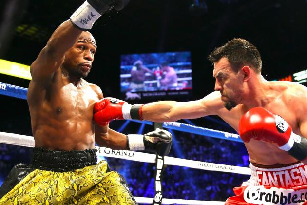 Why Floyd Mayweather's Footwork and Defense Make Him King of the