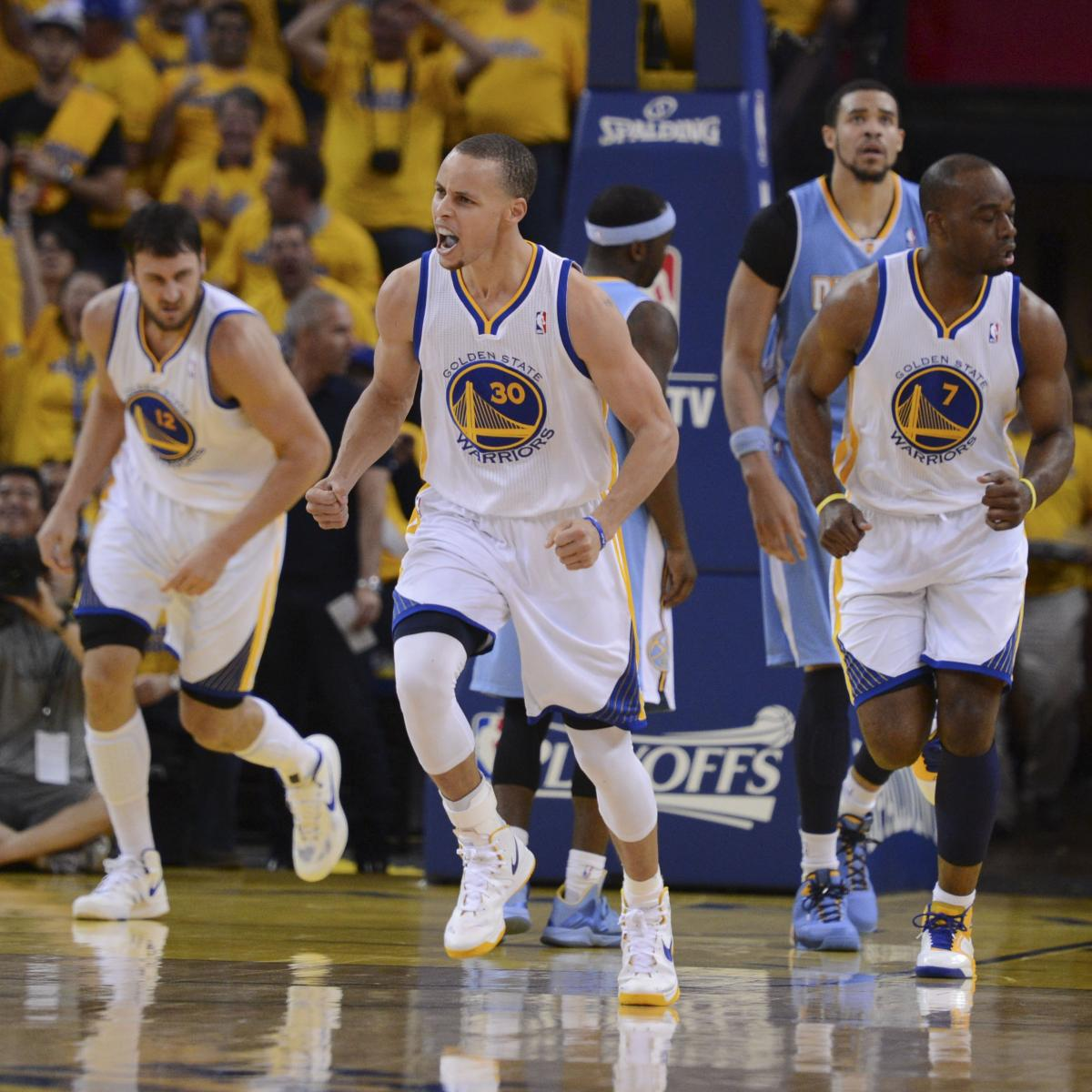 Nuggets Quarter Season Tickets: NBA Playoffs: Keys For The Golden State Warriors In The
