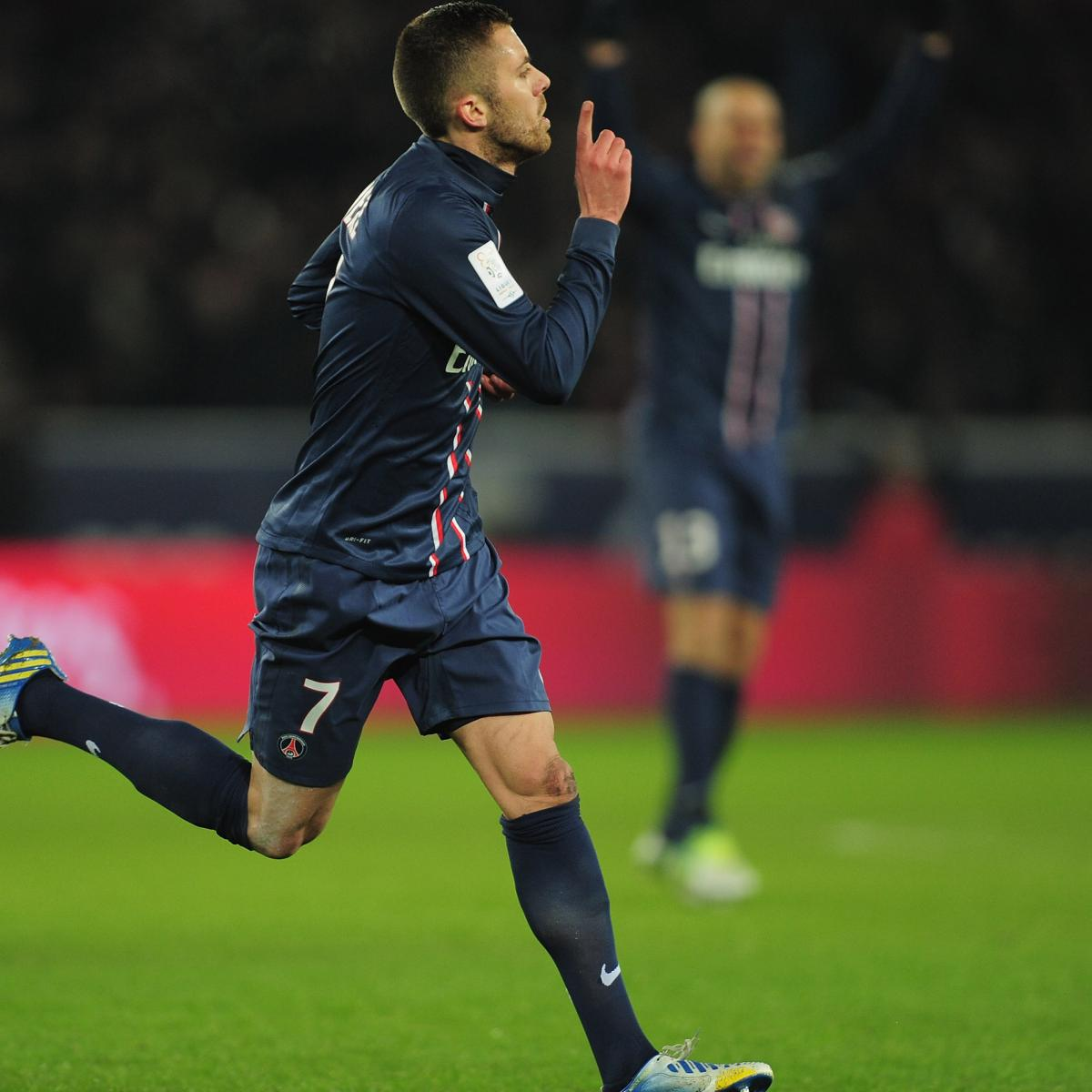 Why Inter Milan Target Jeremy Menez Is Vital To PSG And