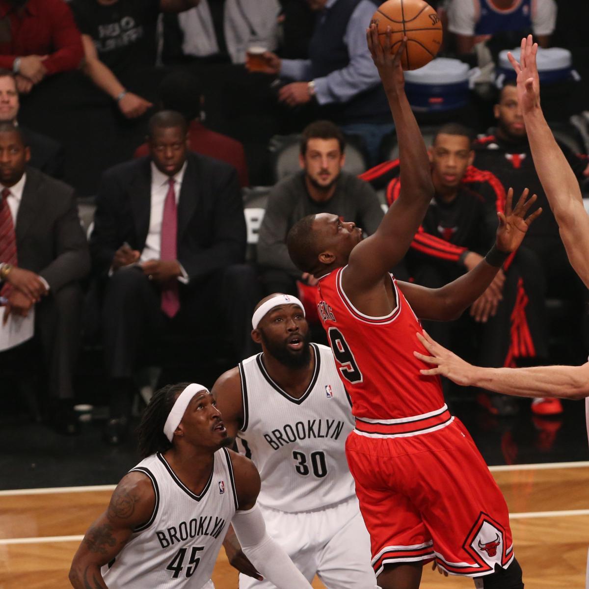 NBA Injury Report: Latest Updates On Luol Deng, Raymond