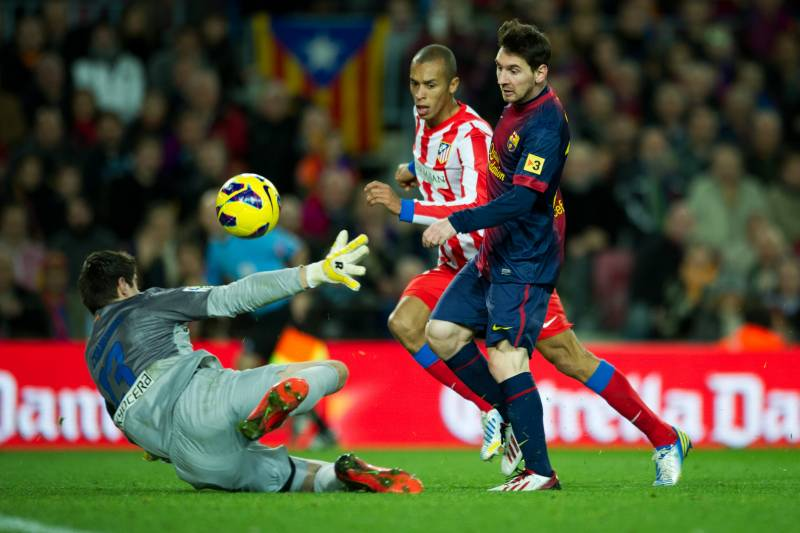 c40019a76 Atletico Madrid vs. Barcelona  Complete Preview