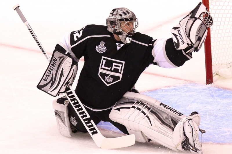 Is Having A Hot Goalie In The Nhl Playoffs Overrated Bleacher