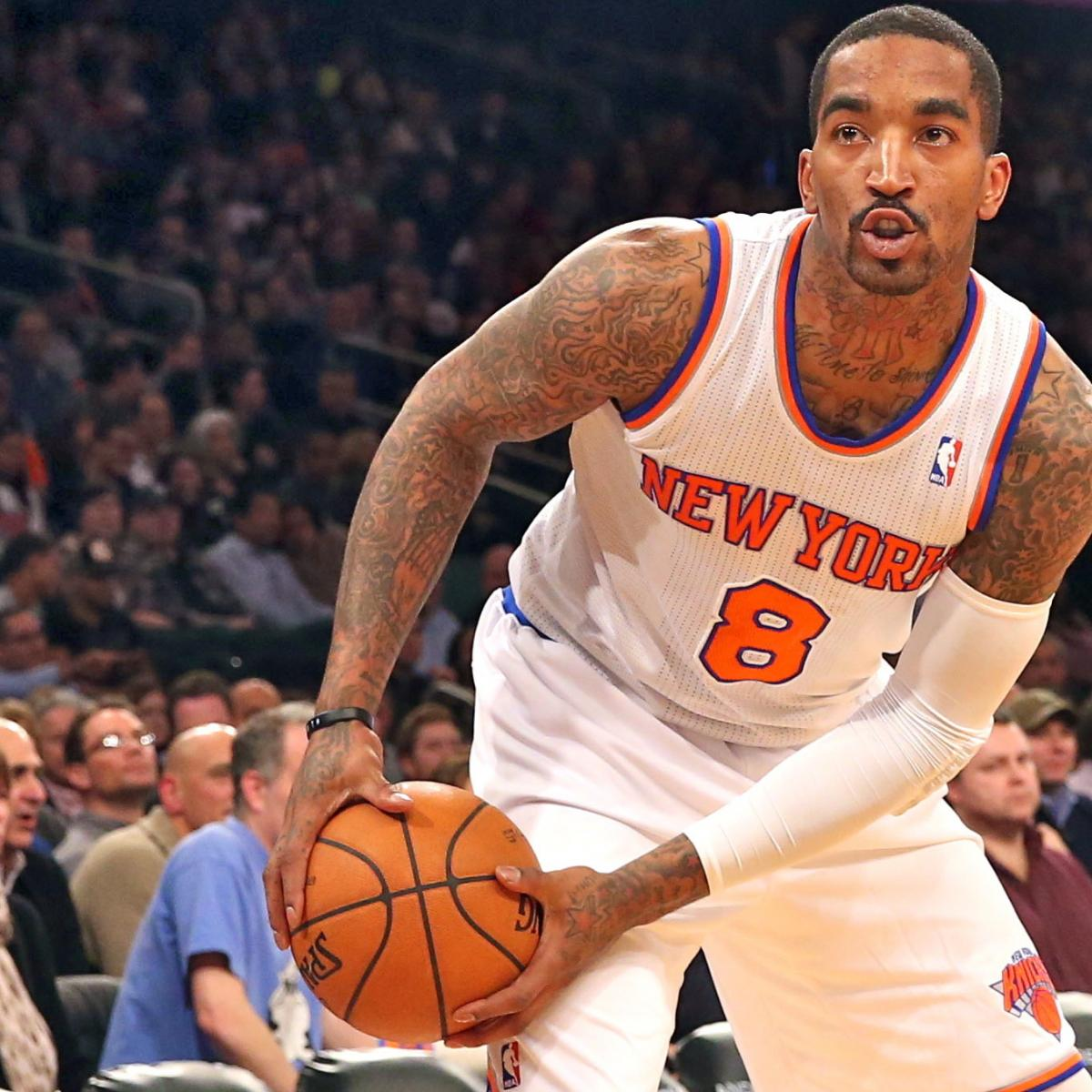 J.R. Smith's Dad Defends His Son's Social Life In Midst Of