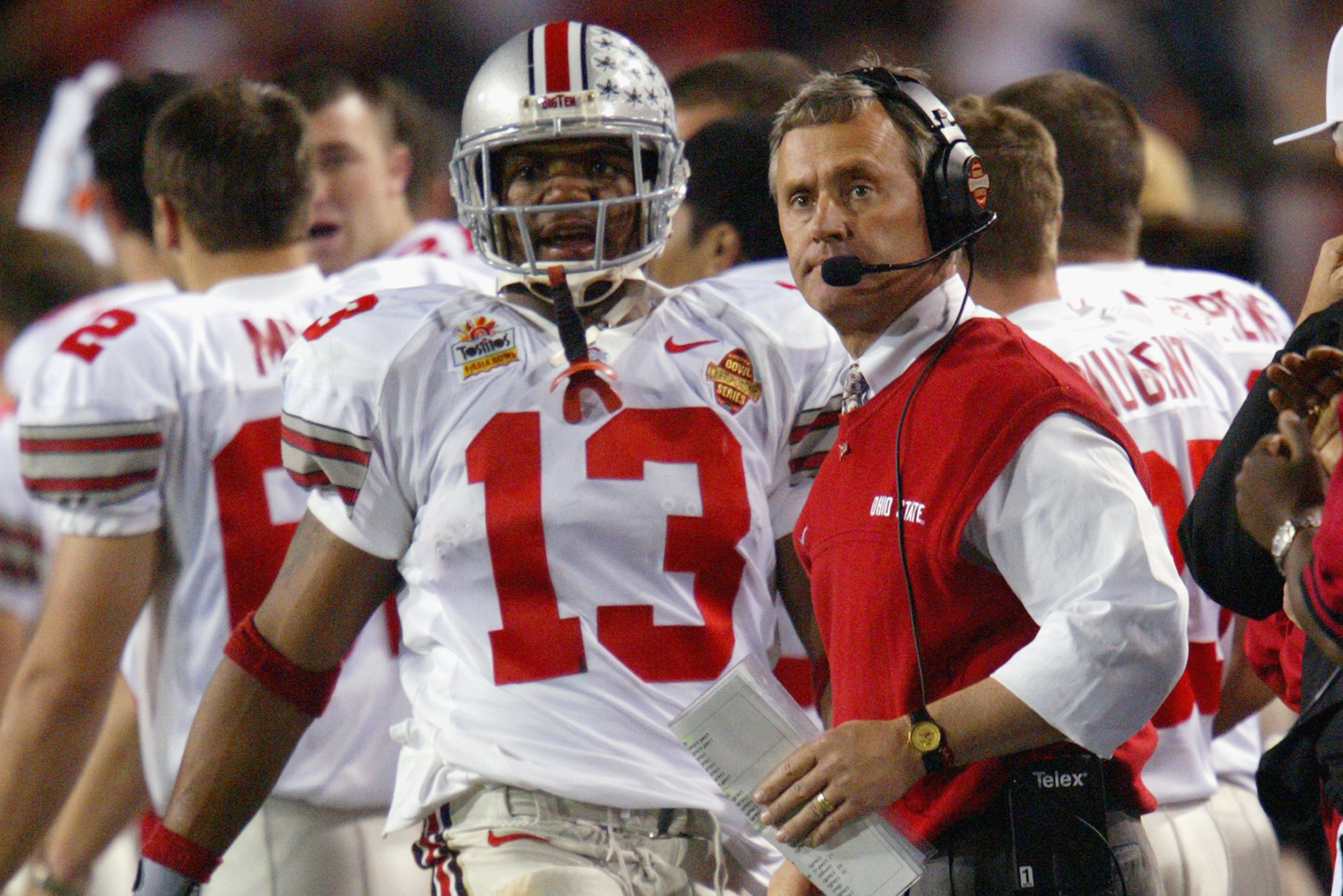 Ohio State Football Catching Up With Maurice Clarett Bleacher Report Latest News Videos And Highlights