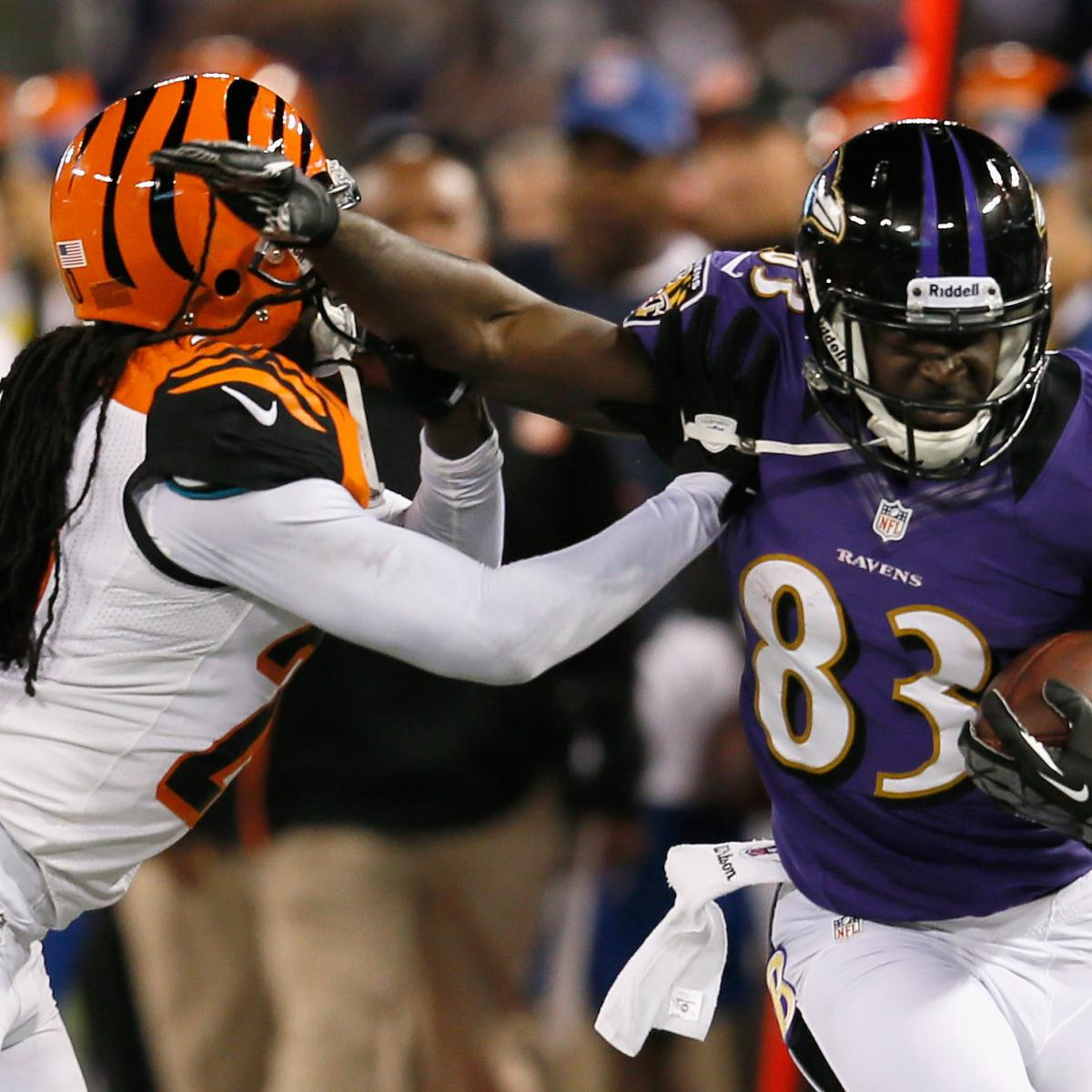 Projecting Baltimore Ravens' Most Heated Roster Battles