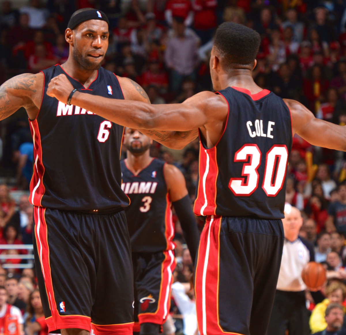 Complete Timeline Of The 2013 NBA Playoffs As Of May 11