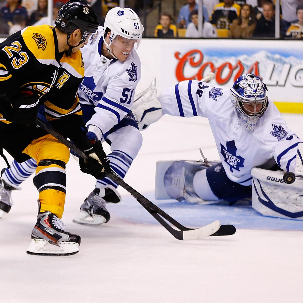 What Happened To Boston Bruins' Dominance Over Toronto