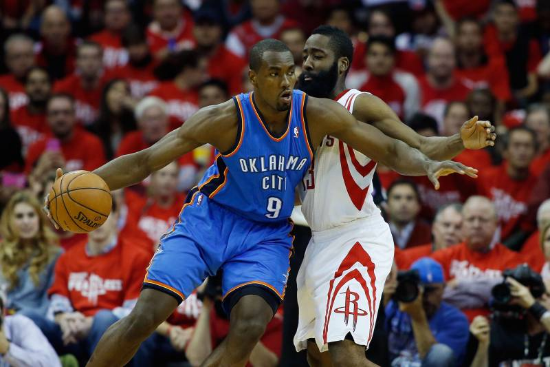 a3ec3c998ffe OKC Thunder Choosing Serge Ibaka over James Harden Proving to Be ...