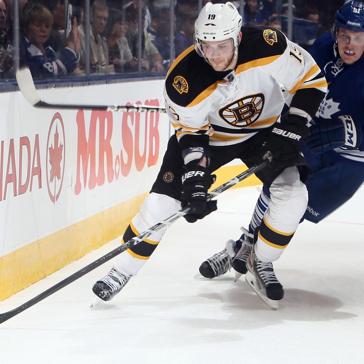 Boston Bruins Vs. Toronto Maple Leafs Game 6: Live Score