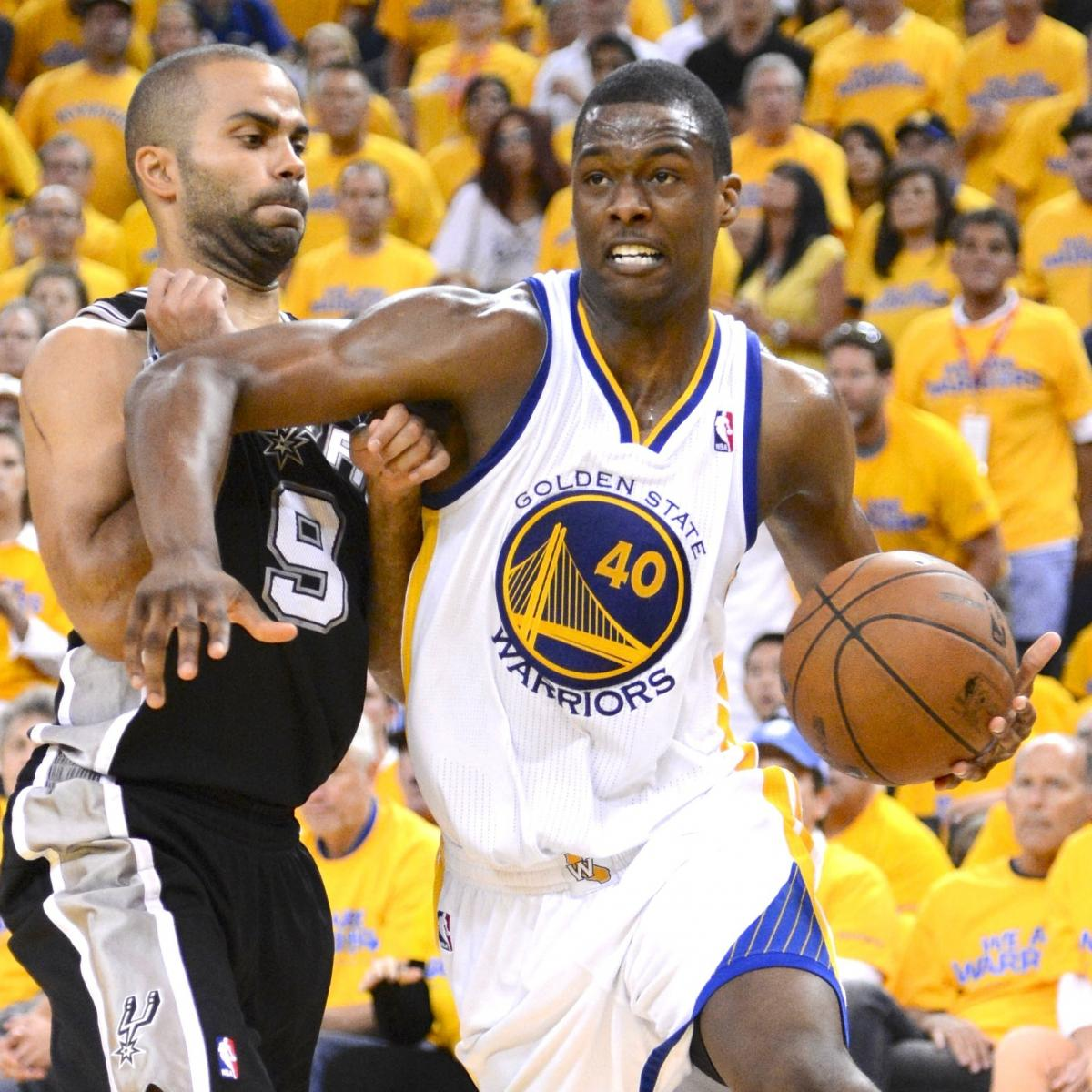 Harrison Barnes Nba: Harrison Barnes Is NBA Postseason's Rookie Of The Year