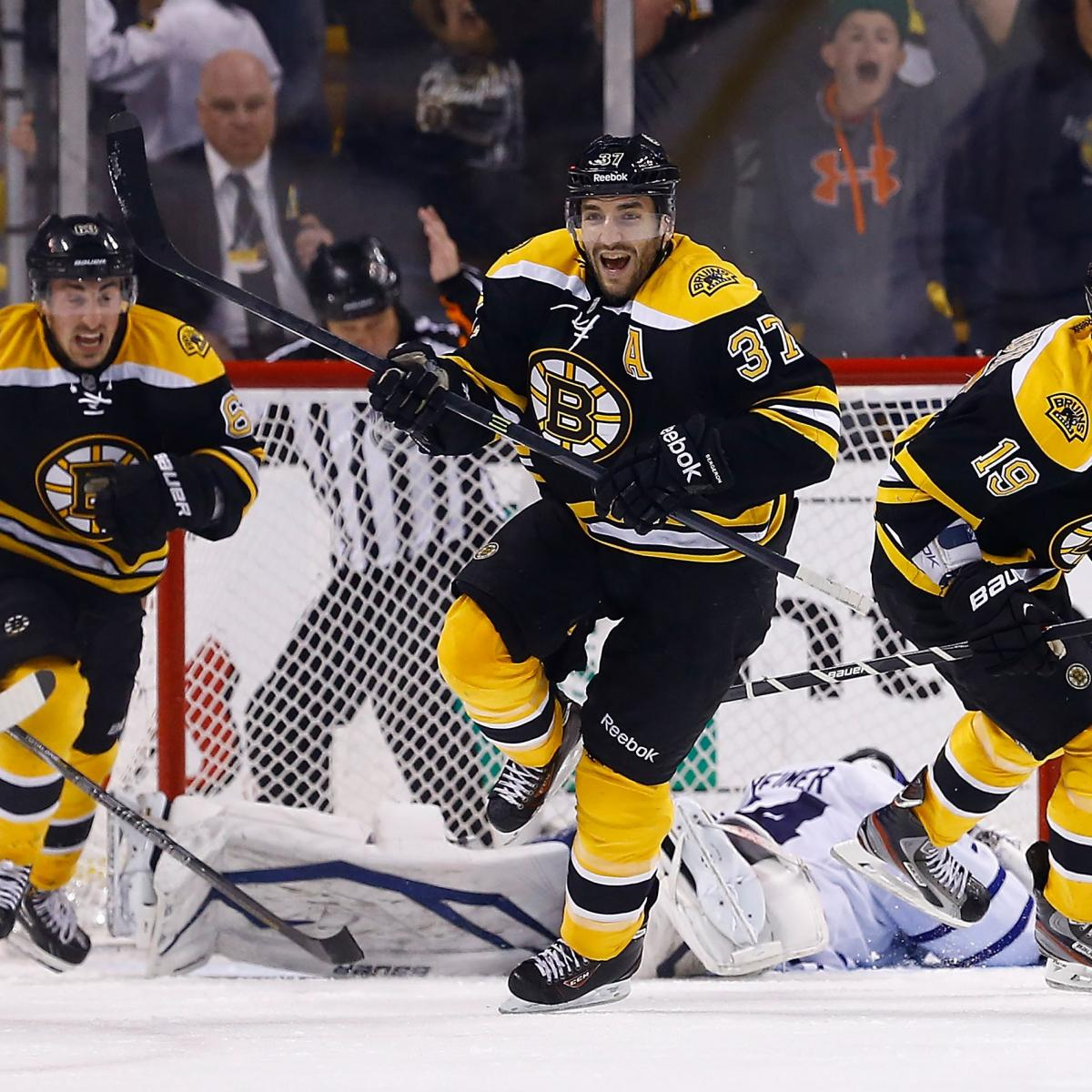Will Rangers Vs. Bruins Playoff Series Live Up To