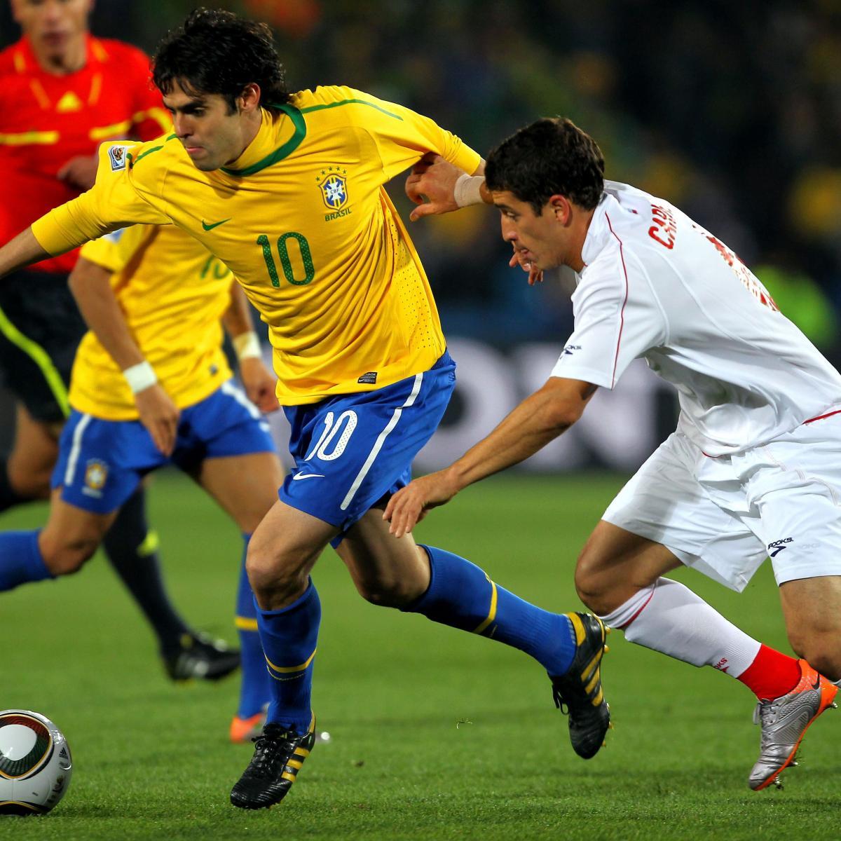 Kaka Brazil: Are World Cup Hopes In Tatters For Ronaldinho And Kaka