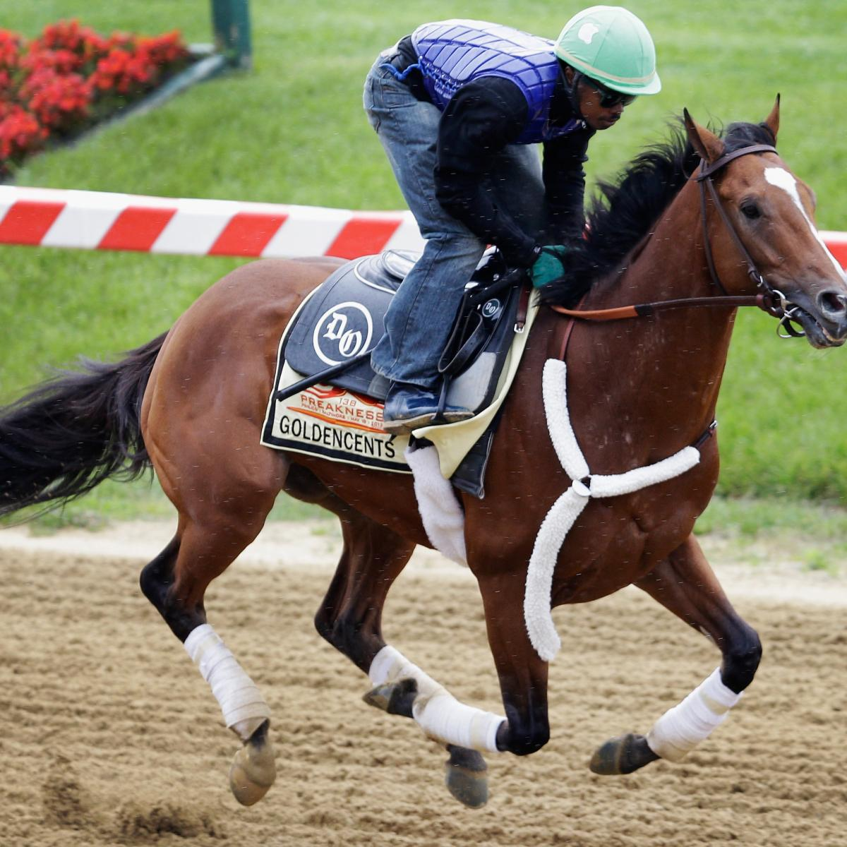 Preakness 2013 Entries Contenders Not Getting Enough