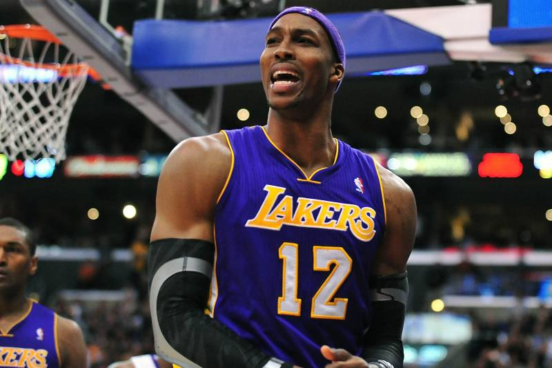 abeec3a8f069b2 Dwight Howard Reportedly Griped About Kobe Bryant