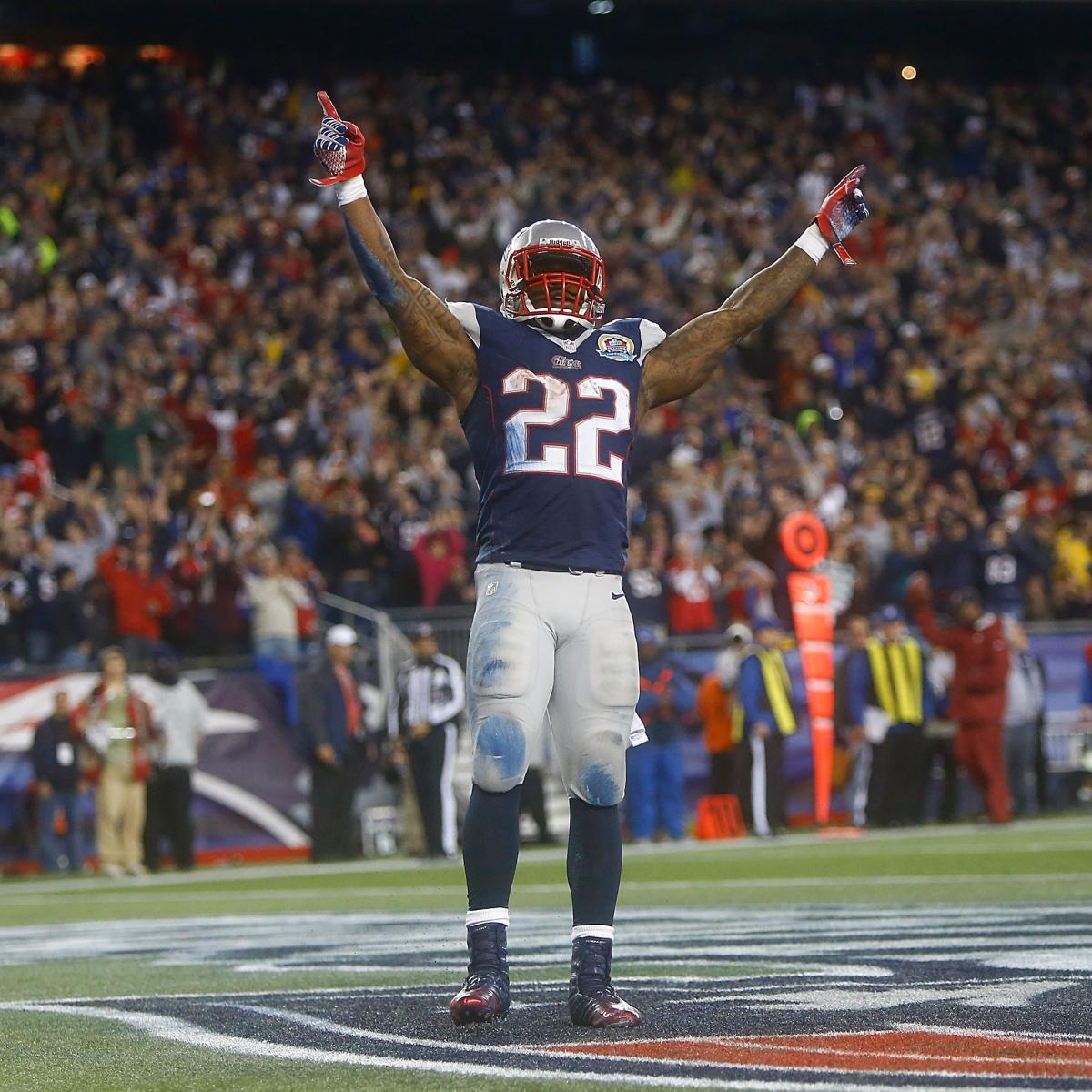 New England Patriots Running Backs: Full Depth Chart