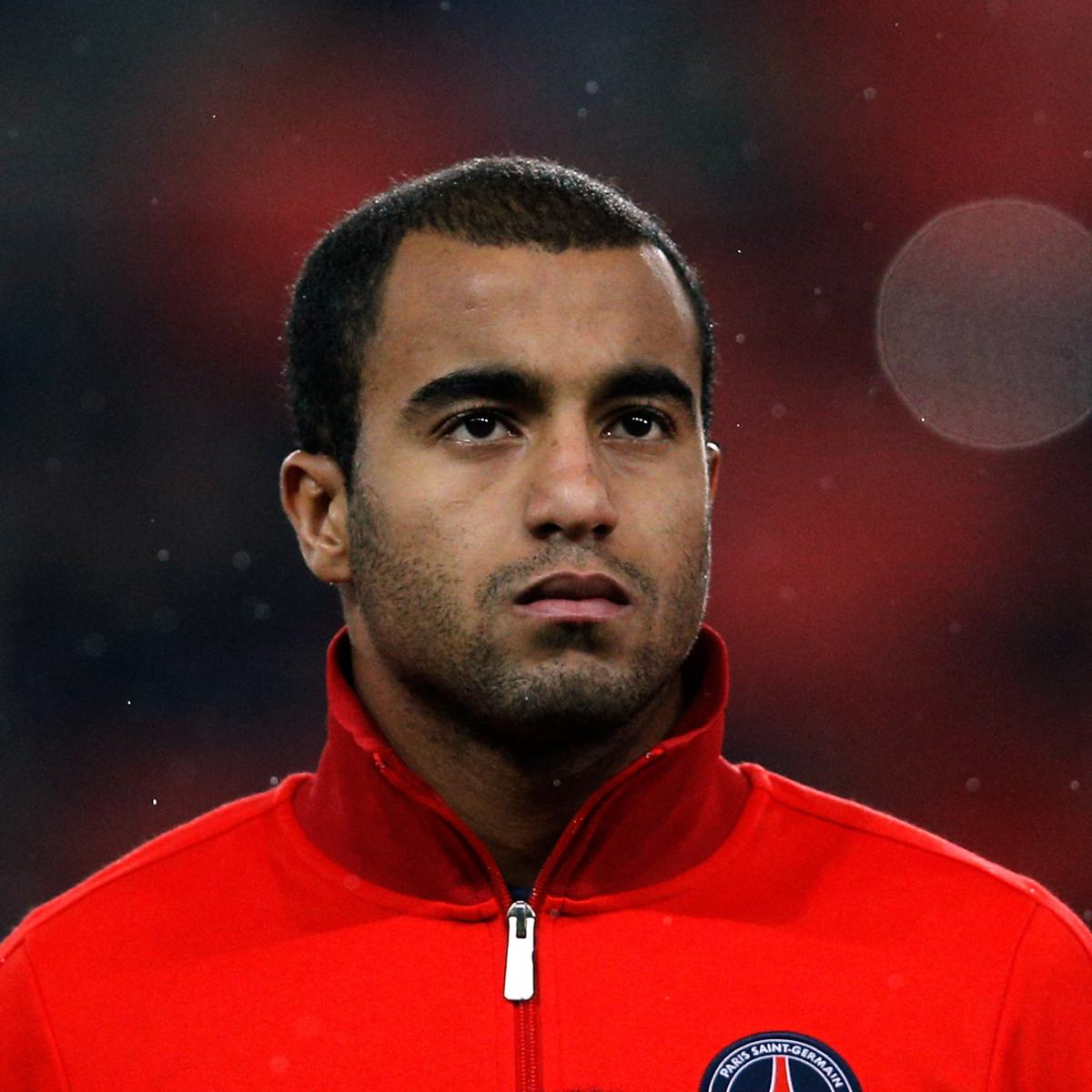 Lucas Moura: Assessing His 1st Season At Paris Saint
