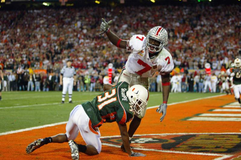 A Questionable Call That Ended a Dynasty: Miami vs  Ohio State, 2003