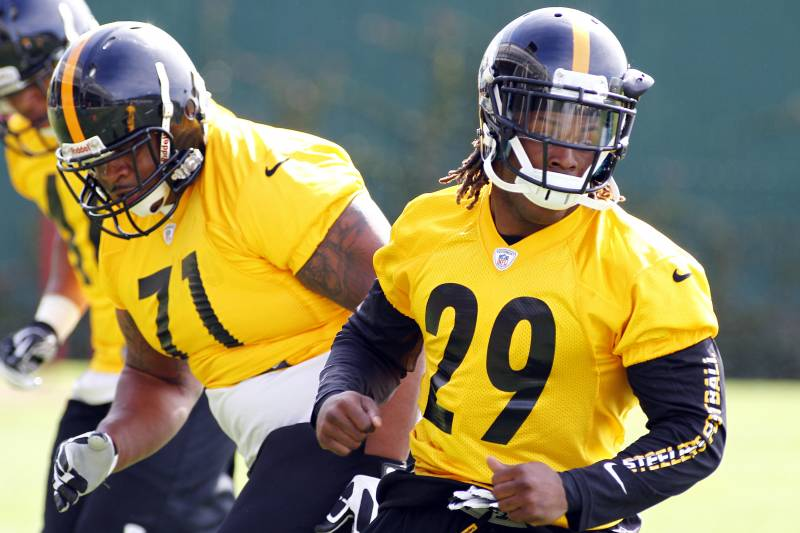 new products f81cc 269e8 Why Pittsburgh Steelers Safety Shamarko Thomas Won't Be the ...