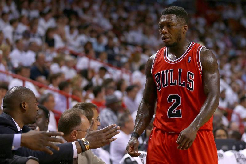 90498c419654 Why Nate Robinson Is as Good as Gone for Chicago Bulls