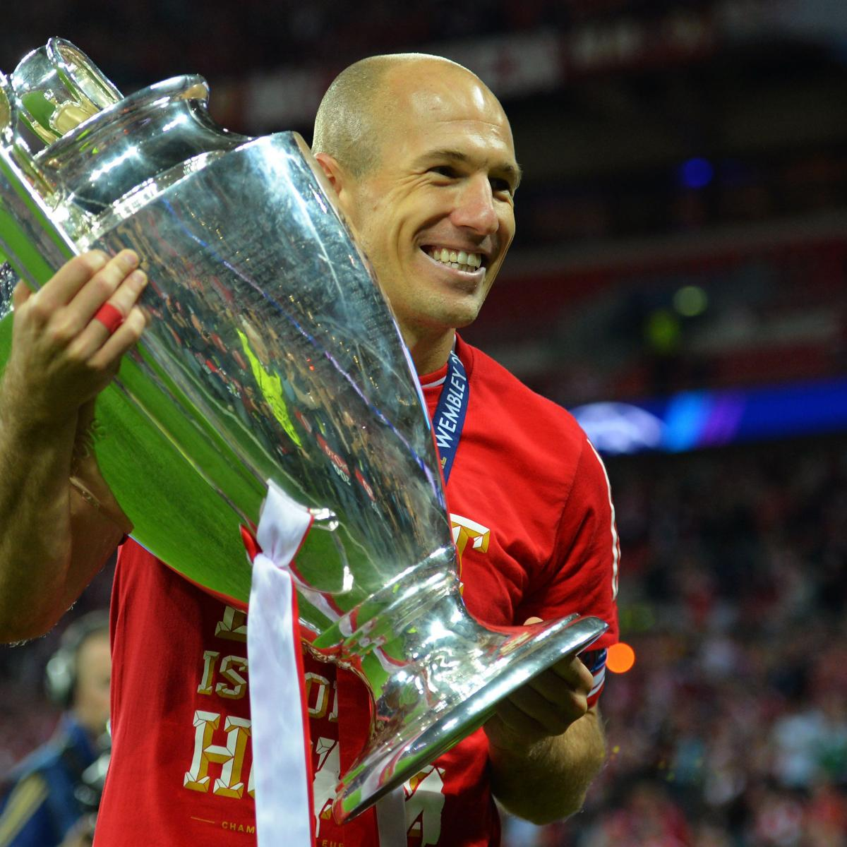 Champions League Final 2012: Champions League Final: Arjen Robben Exorcises Demons With
