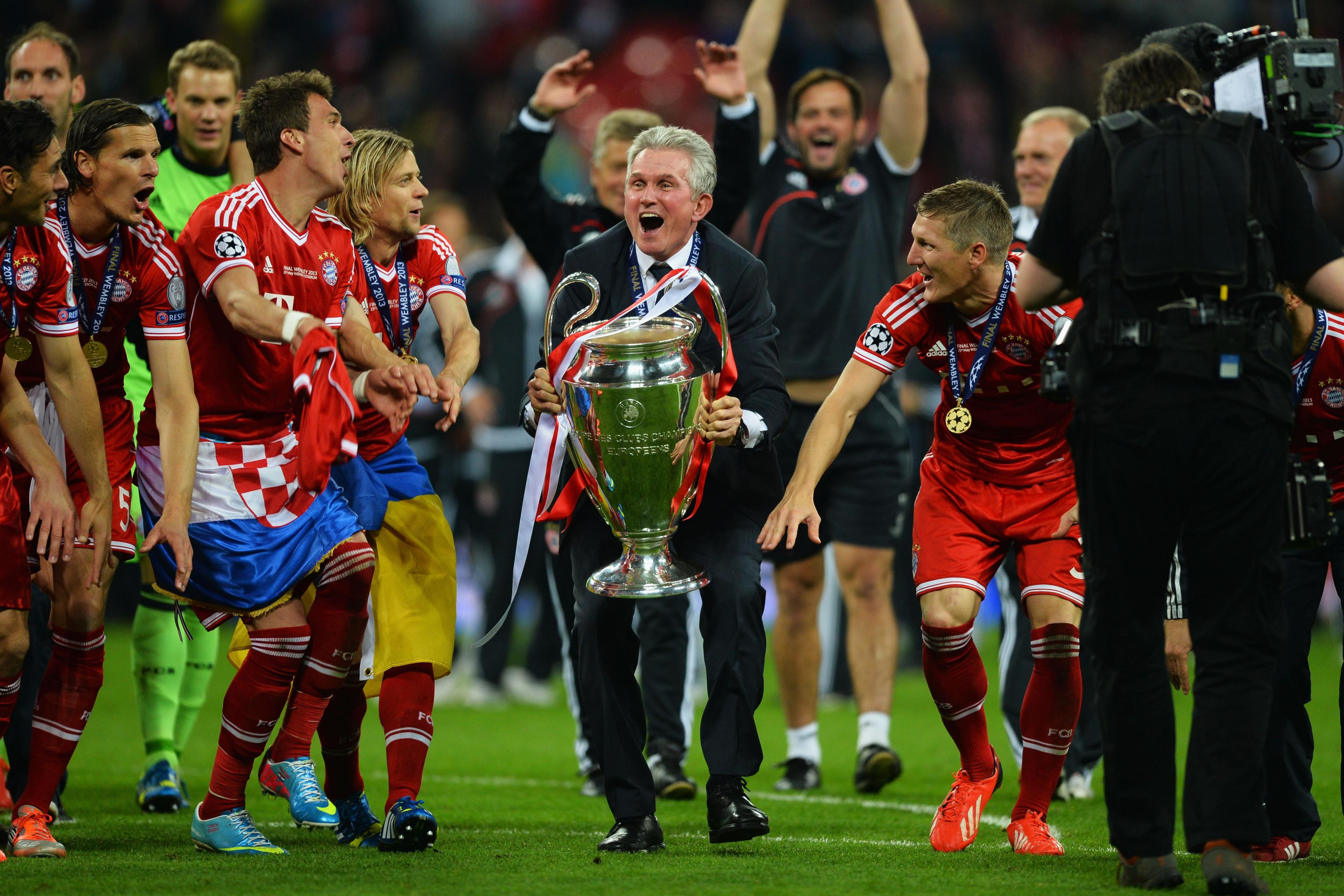 Jupp Heynckes Within Touching Distance of Greatness with Bayern ...