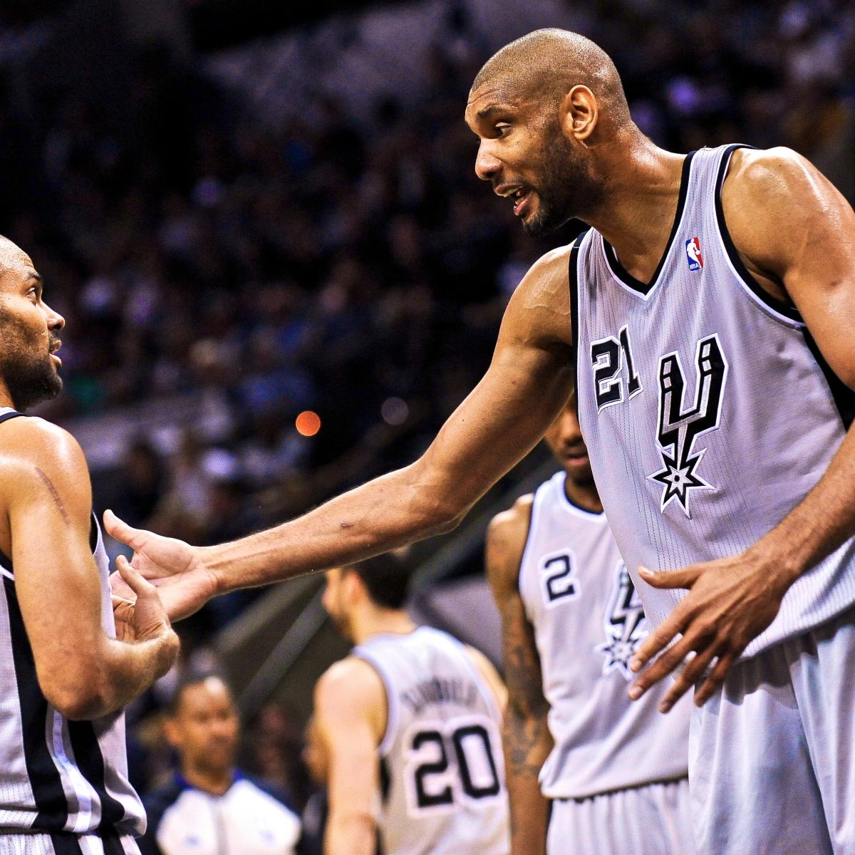 San Antonio Spurs Basketball News, Schedule, Roster, Stats