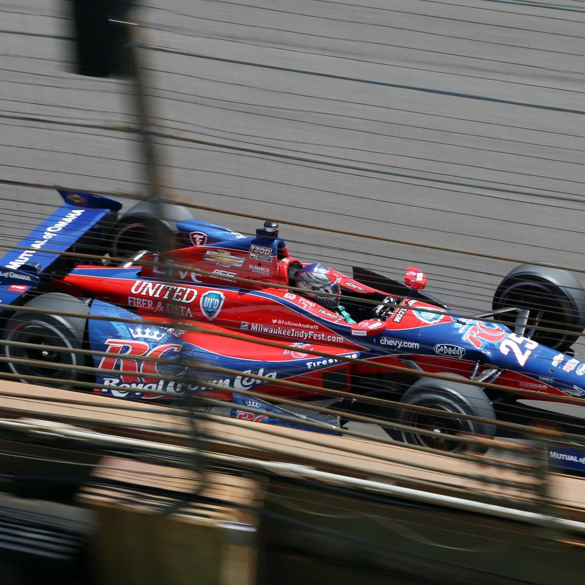 Indy 500 2013: Marco Andretti Proves To Be IndyCar's Star