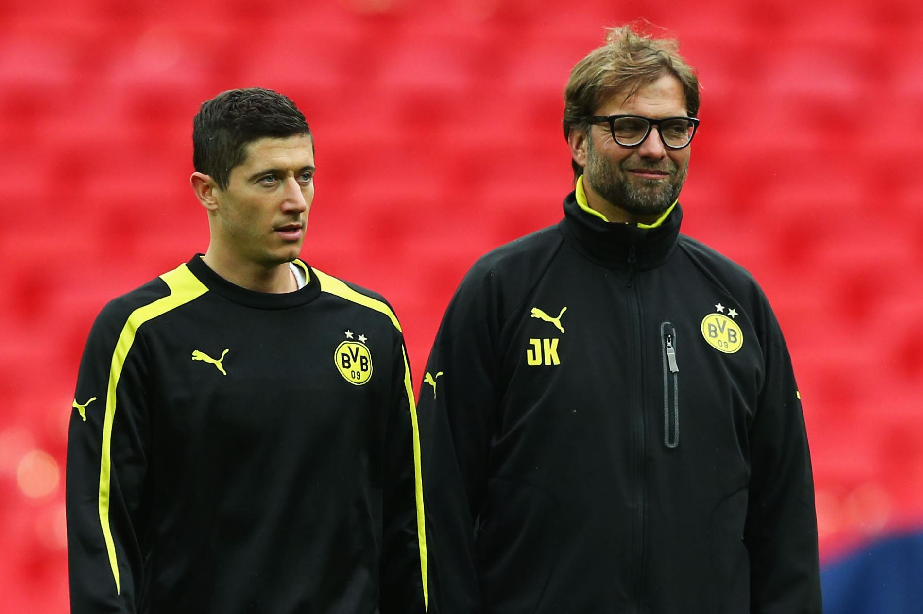 Bayern Munich: Jurgen Klopp Wants 'Messy' Robert Lewandowski Transfer Saga  Ended | Bleacher Report | Latest News, Videos and Highlights