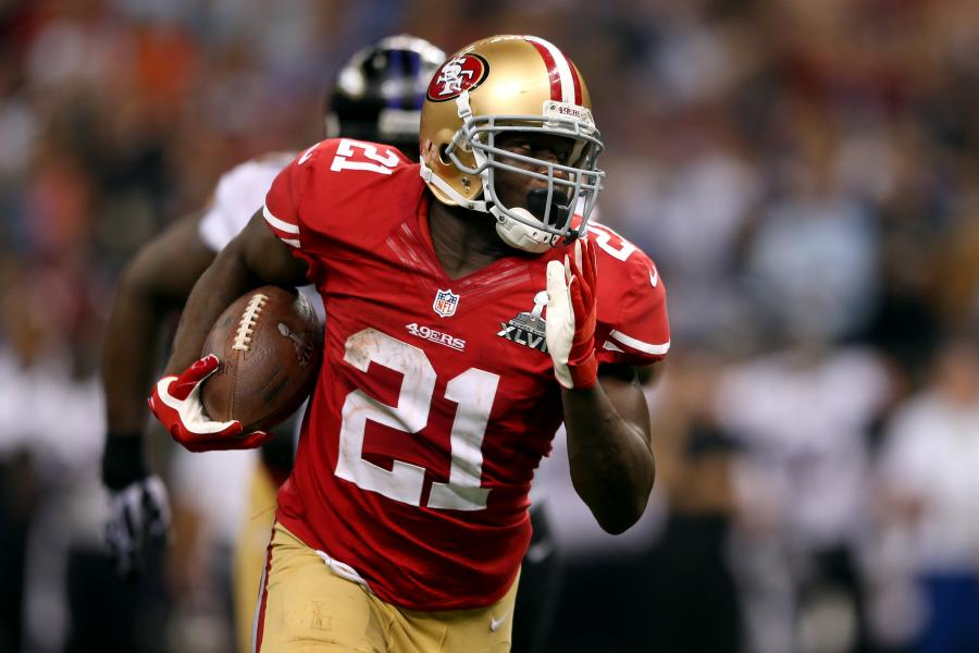 san francisco 49ers top 10 running backs of all time bleacher