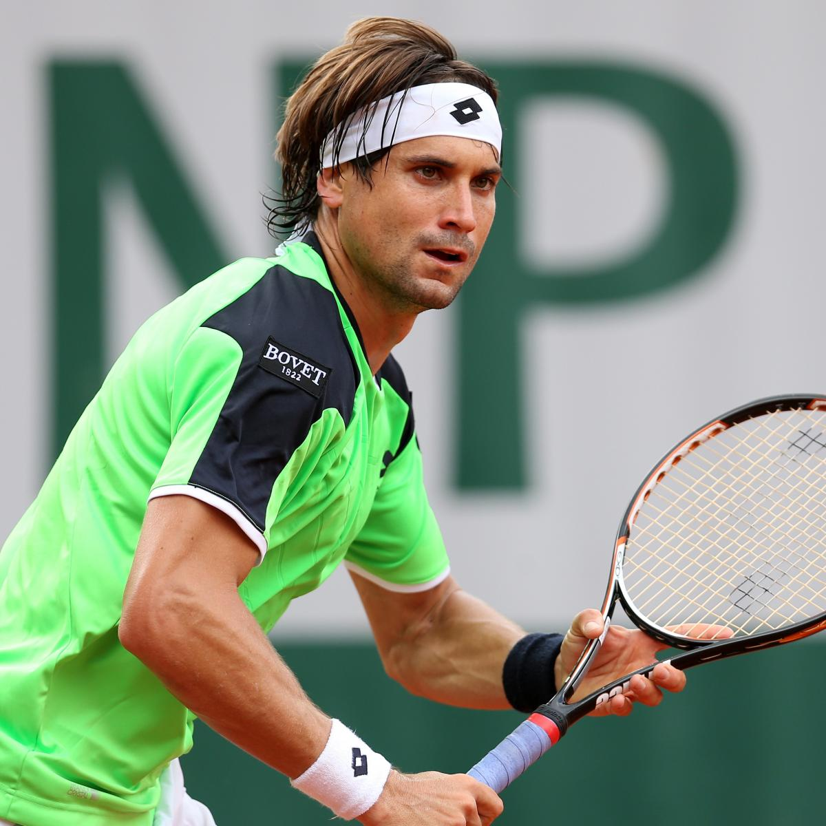 French Open 2013 Biggest Winners From Week 1 At Roland: French Open 2013: Players Gaining Key Momentum At Roland